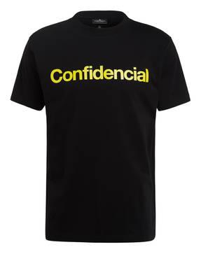 MARCELO BURLON T-Shirt CONFIDENCIAL