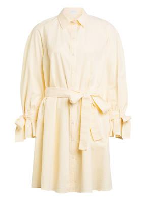 HARRIS WHARF LONDON Hemdblusenkleid