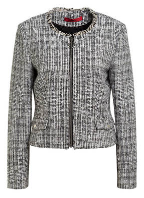 HUGO Blazer AVIALA aus Tweed