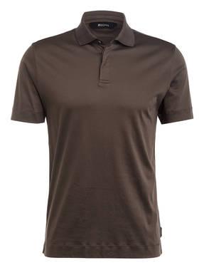 ZZegna Jersey-Poloshirt