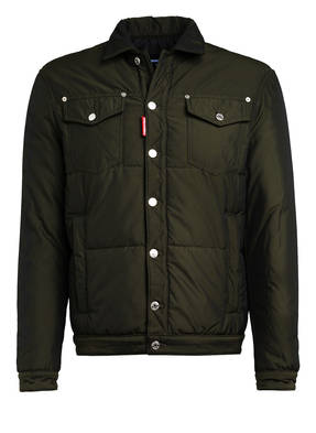 DSQUARED2 Steppjacke