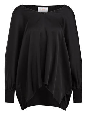 IVI collection Blusenshirt SOLID SILK aus Seide