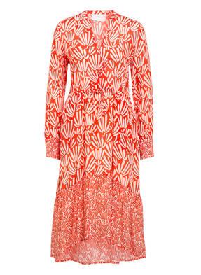 IVI collection Kleid mit Seide