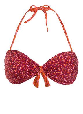 BANANA MOON COUTURE Bandeau-Bikini-Top TROBO MIRASSA