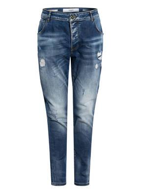 GOLDGARN DENIM Destroyed Jeans NECKARAU Twisted Fit