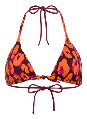 BANANA MOON Triangel-Bikini-Top TREO BAGHERRA
