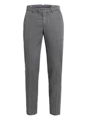 BRUNELLO CUCINELLI Chino Extra Slim Fit mit Leinen