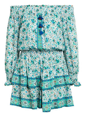 Poupette St Barth Off-Shoulder-Kleid SYLVIA