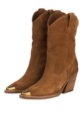 BRONX Cowboy Boots