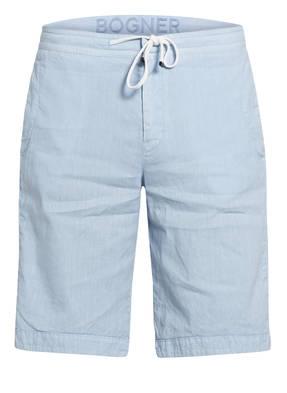 BOGNER Chino-Shorts COLE-G2 mit Leinen