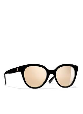 CHANEL Sunglasses Katzenaugenförmige Sonnenbrille