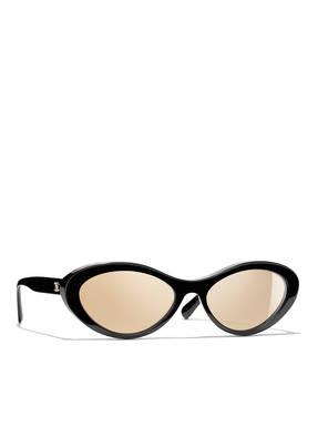 CHANEL Schmale Sonnenbrille