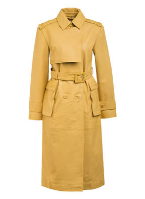 REMAIN BIRGER CHRISTENSEN Trenchcoat PIRELLO aus Leder