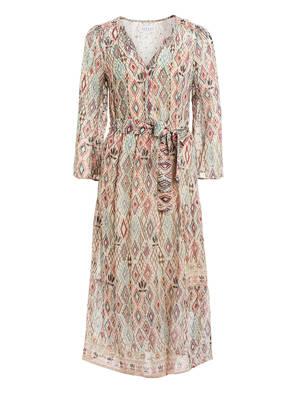 velvet Kleid AZTECA