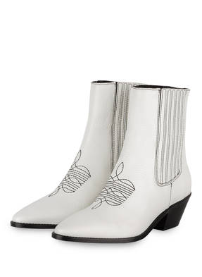 ZADIG&VOLTAIRE Cowboy Boots TYLER