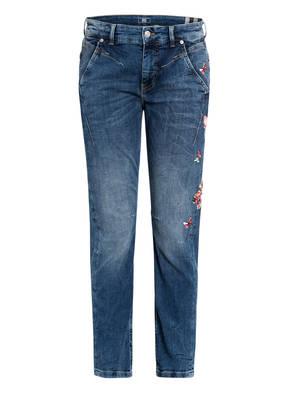 MAC Boyfriend Jeans RICH BUTTERFLY