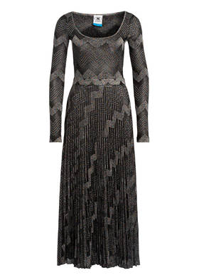 M MISSONI Strickkleid mit Glitzergarn