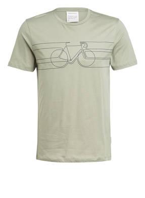 ARMEDANGELS T-Shirt JAAMES SMOTH BIKE
