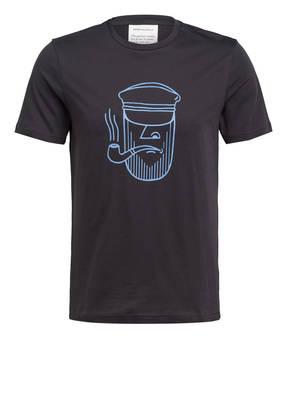 ARMEDANGELS T-Shirt JAAMES SAILER FACE