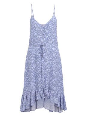 Rails Kleid FRIDA mit Volantbesatz