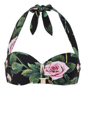 DOLCE&GABBANA Bandeau-Bikini-Top