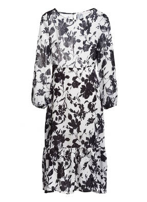 Freebird Kleid mit Rüschenbesatz