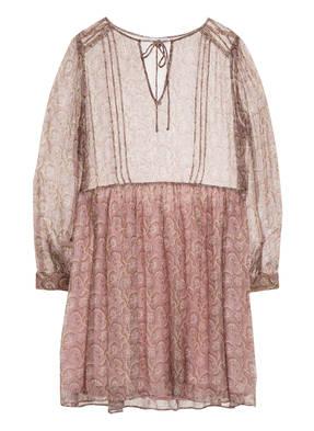Freebird Kleid mit Glanzgarnen