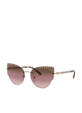 MICHAEL KORS Sonnenbrille MK1058B mit Schmucksteinbesatz