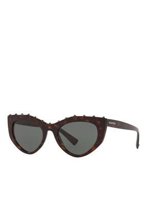 VALENTINO Sonnenbrille VA4060 mit Nietenbesatz