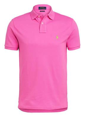 POLO RALPH LAUREN Piqué-Poloshirt Custom Slim Fit