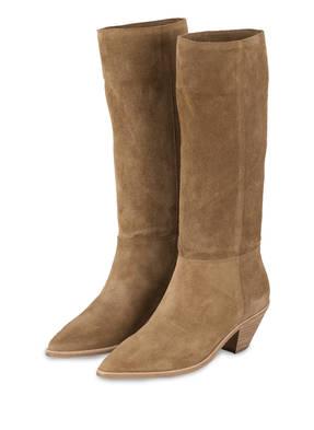 ba&sh Cowboy Boots COWBY