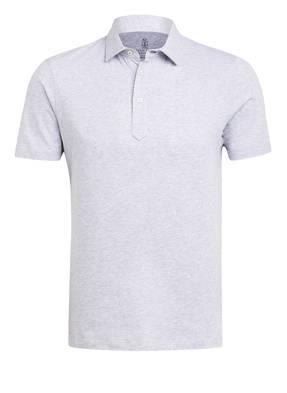 BRUNELLO CUCINELLI Jersey-Poloshirt Slim Fit