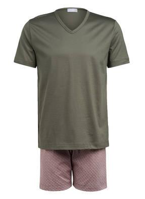 mey Shorty-Schlafanzug Serie SANTA ELENA