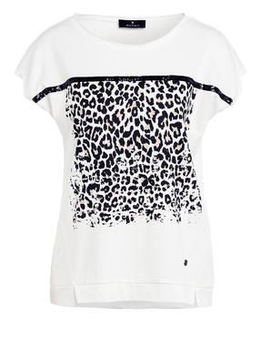 monari T-Shirt mit Paillettenbesatz