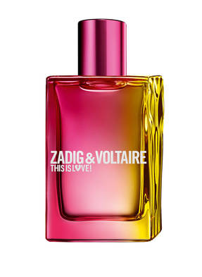 ZADIG & VOLTAIRE FRAGRANCES THIS IS LOVE! POUR ELLE
