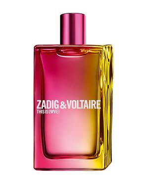 ZADIG & VOLTAIRE Fragrances THIS IS LOVE! POUR ELLE
