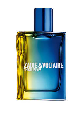 ZADIG & VOLTAIRE Fragrances THIS IS LOVE! POUR LUI