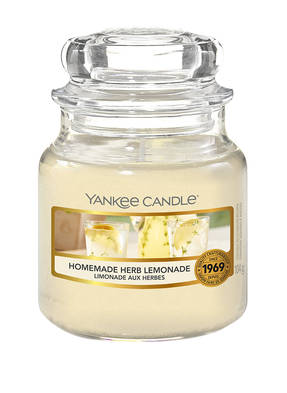 YANKEE CANDLE HOMEMADE HERB LEMONADE