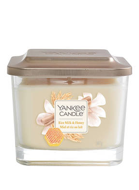 YANKEE CANDLE RICE MILK & HONEY