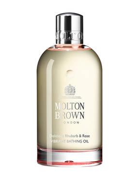 MOLTON BROWN DELICIOUS RHUBARB & ROSE