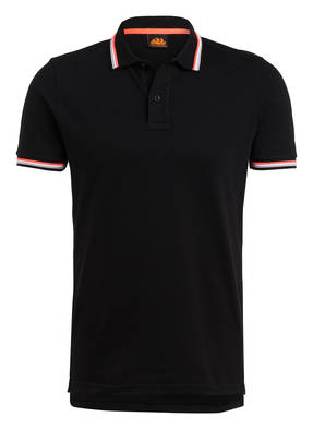 SUNDEK Piqué-Poloshirt BRICE Regular Fit