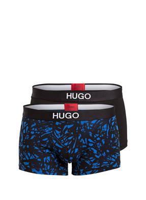 HUGO 2er-Pack Boxershorts