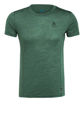odlo T-Shirt NATURAL + LIGHT mit Merinowolle