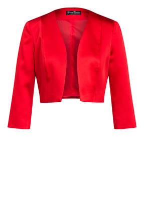 Young Couture by BARBARA SCHWARZER Bolero mit 3/4-Arm