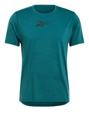 Reebok T-Shirt ACTIVCHILL MOVE mit Mesh-Einsatz
