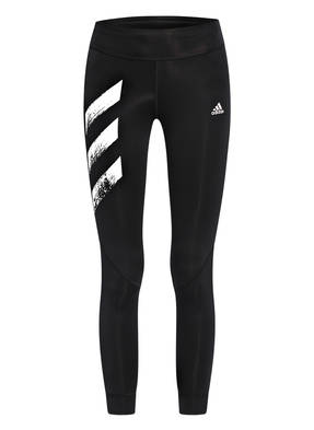adidas 7/8-Tights OWN THE RUN mit Mesh-Einsätzen