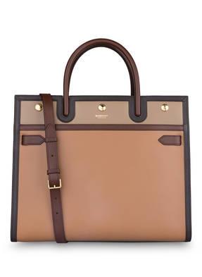 BURBERRY Handtasche TITLE LARGE