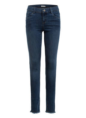 name it Cropped Jeans mit Fransen