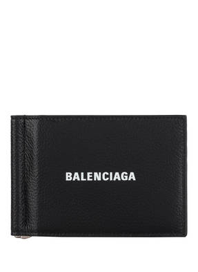 BALENCIAGA Kartenetui mit Geldklammer