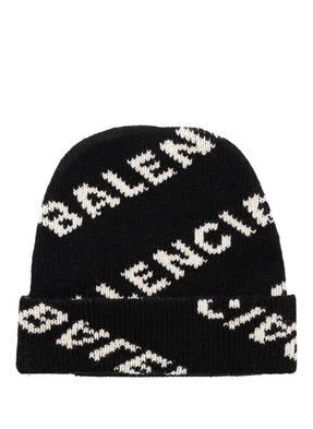BALENCIAGA Mütze mit Kamelhaar